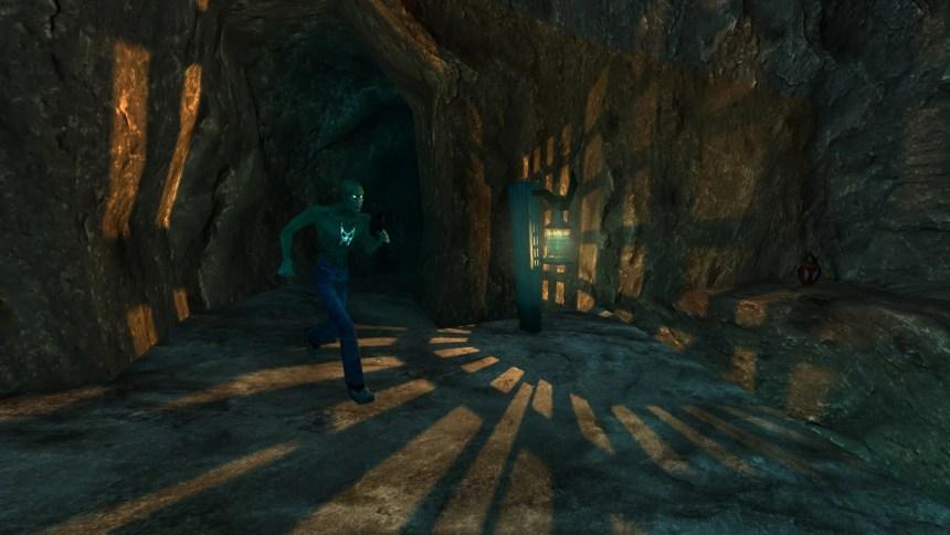 Shadow Man Remastered Visuals