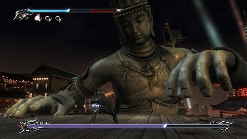 Ninja Gaiden Sigma 2 Buddha