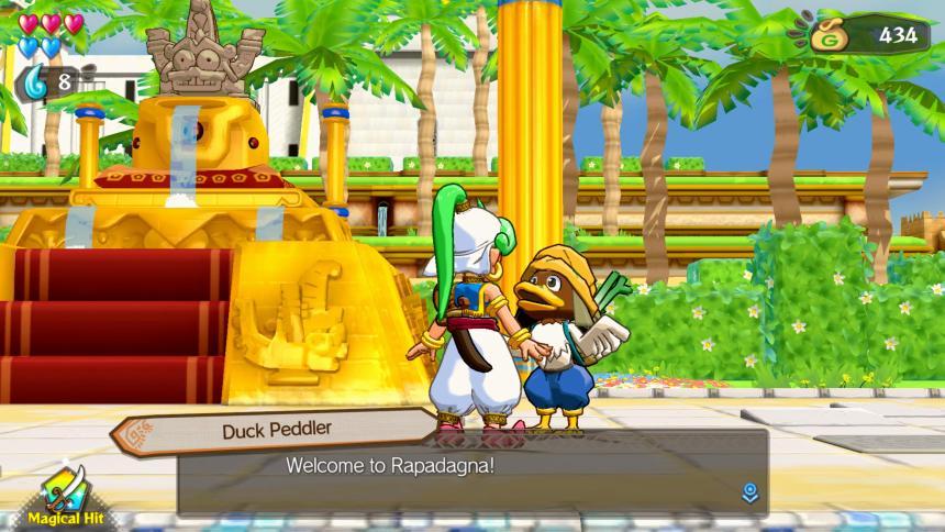 Duck Peddler