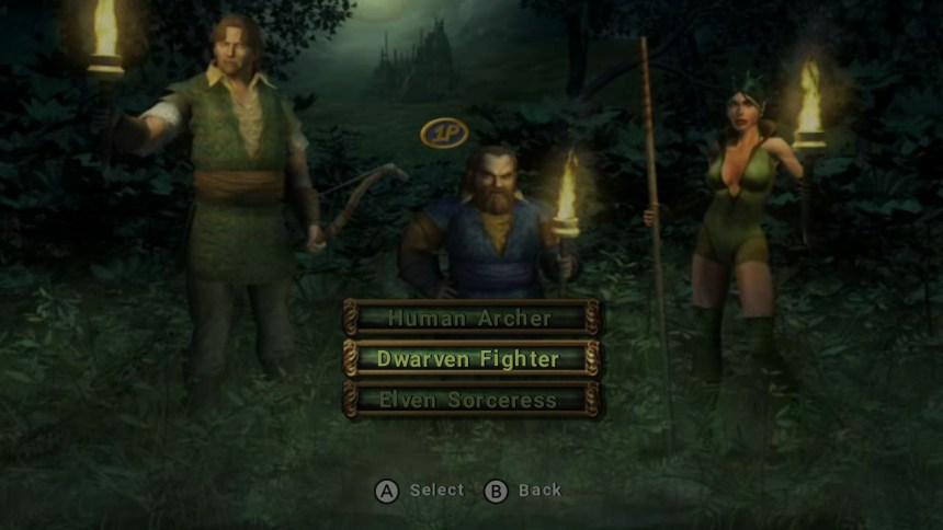 Baldur's Gate: Dark Alliance Dwarf
