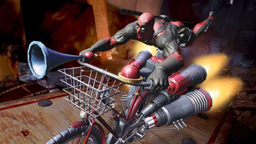 Deadpool Licensed Game