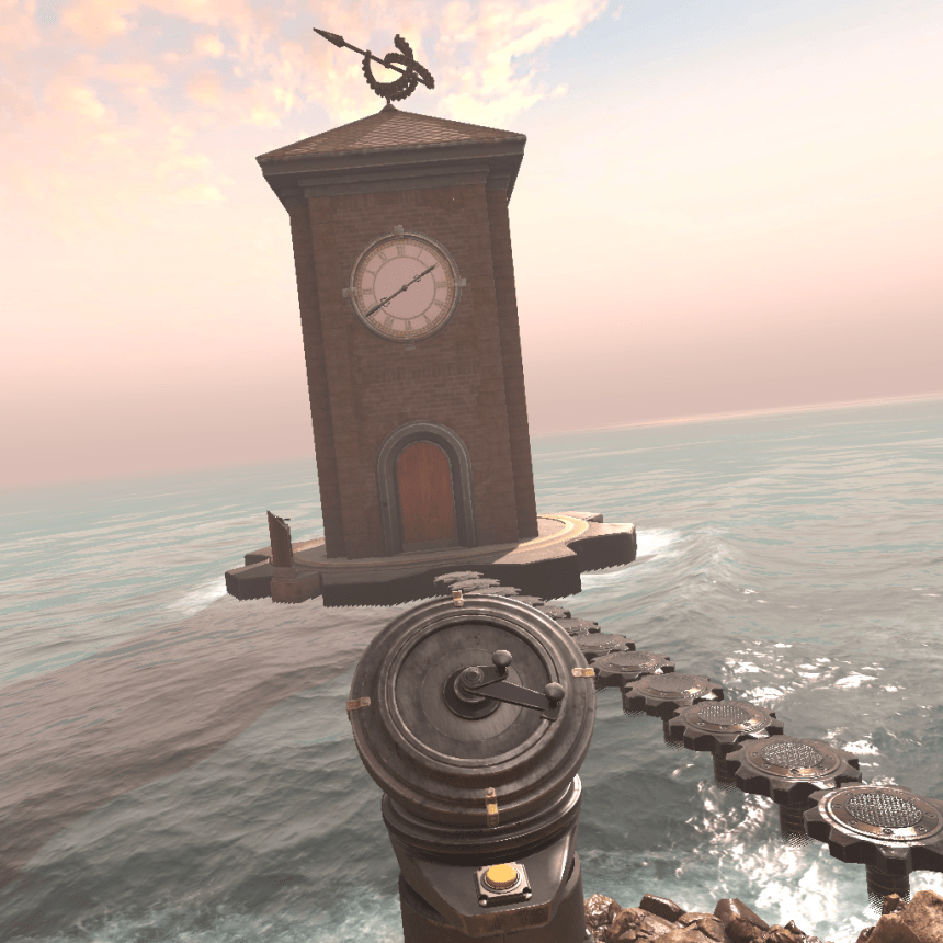 Myst Clock Tower