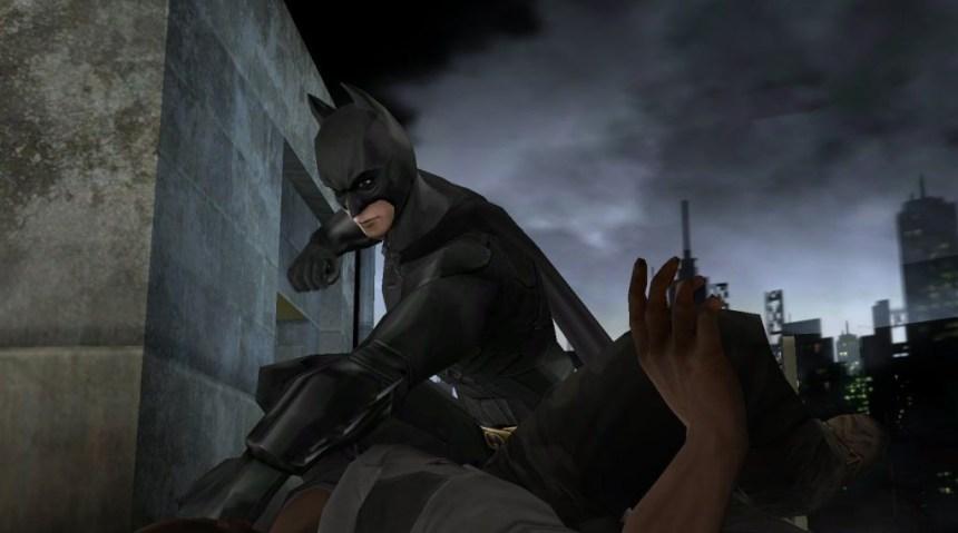 Batman Begins Licensed
