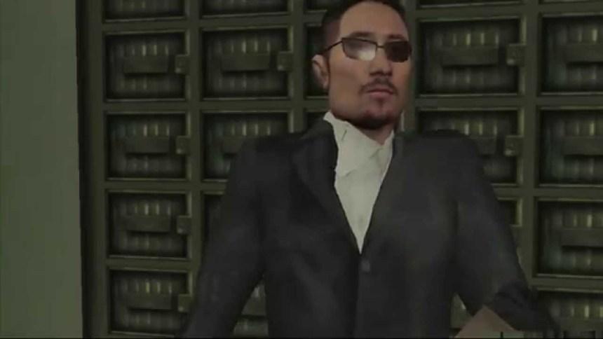Enter the Matrix Licensed