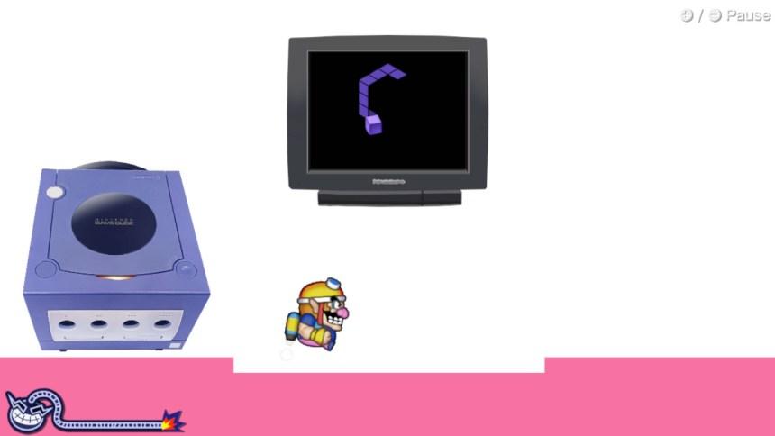 WarioWare: Get It Together Gamecube