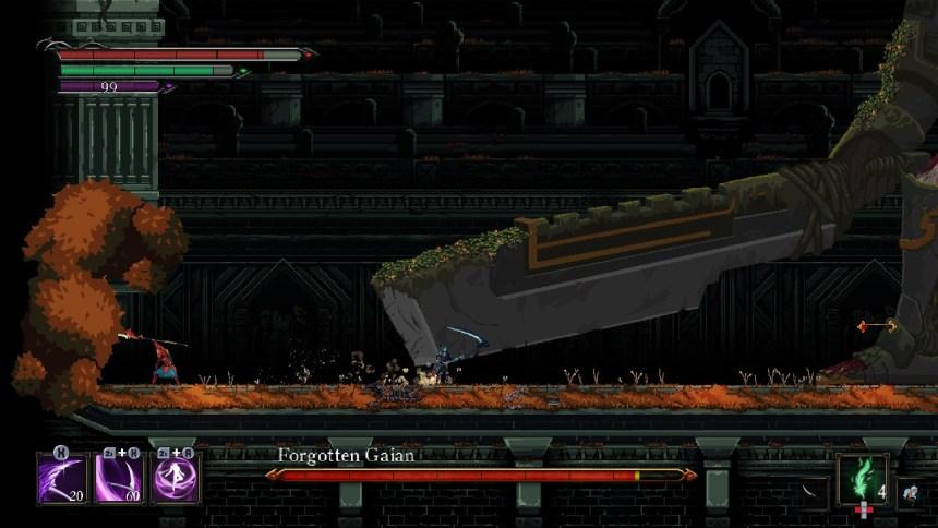 Death's Gambit Gaian