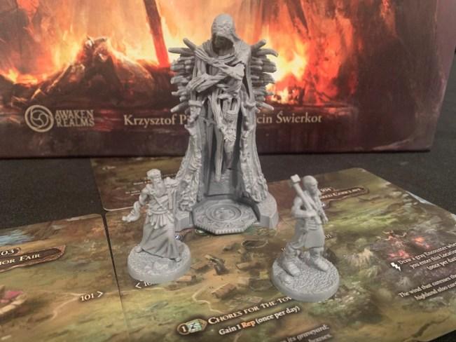 Tainted Grail Menhir