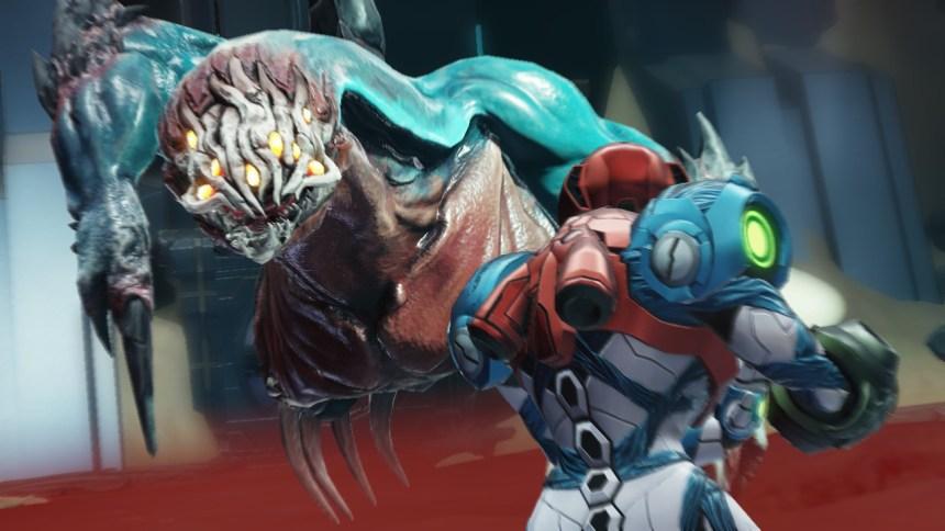 Metroid Dread Cutscenes