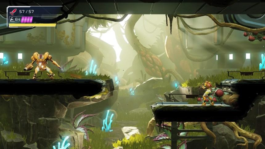 Metroid Dread Framerate