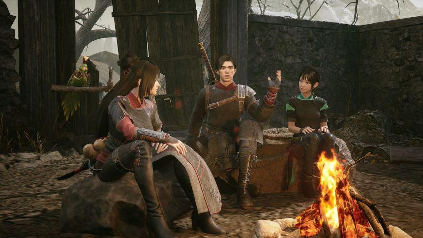 Xuan Yuan Sword 7 Campfires