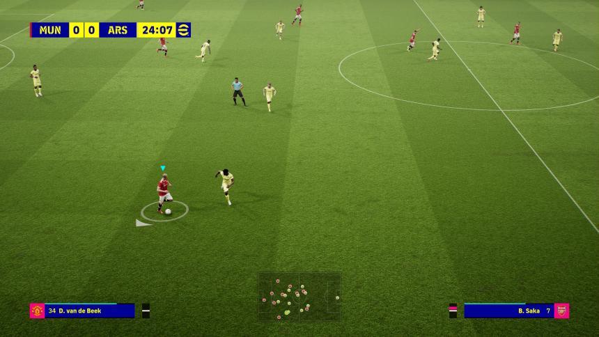 eFootball 2022 Manchester United