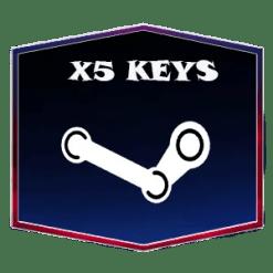 Steam Game Random Keys