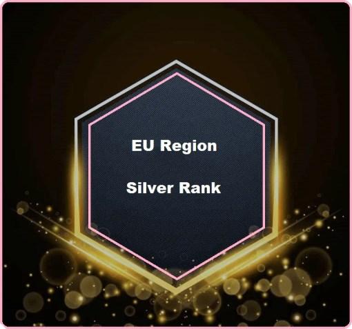Silver Ranked Valorant Account | Buy Valorant Accounts EU Region