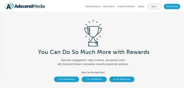 AdscendMedia - Best PPD Website