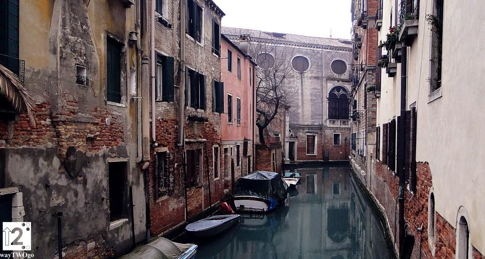 Rainy Canal 2