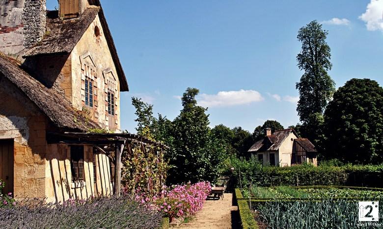Hameau de la Reine Versailles