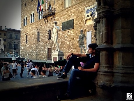 Resting under the shadow of David