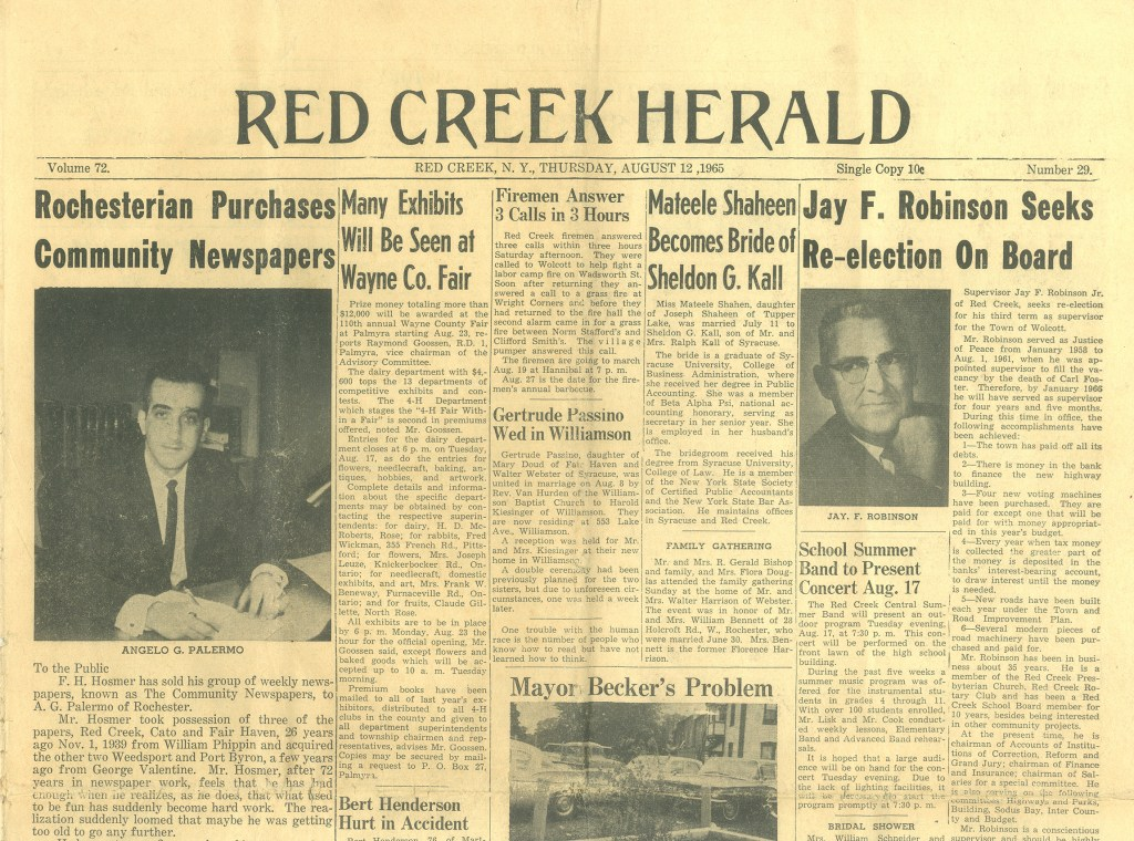 Red Creek Herald