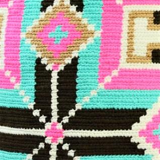 Double Thread Wayuu Bag