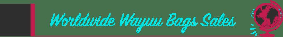 Worldwide Wayuu Bags Sales