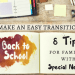 8 Back To School Tips for Families with Special Needs