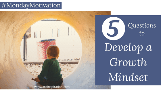 5 Questions to Develop a Growth Mindset