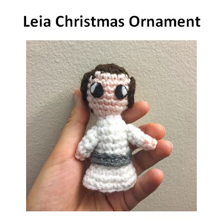 Leia pattern cover image