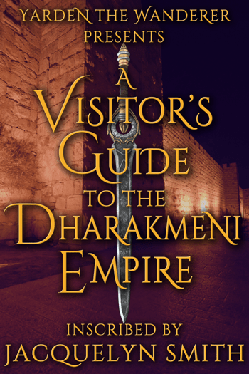 Visitor's Guide to the Dharakmeni Empire cover