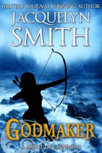 Godmaker Lasniniar cover