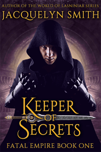 Keeper of Secrets Fatal Empire cover