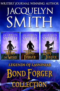 Bond Forger Lasniniar Collection cover
