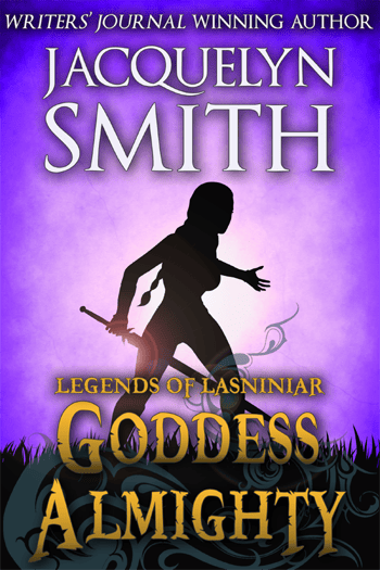 Legends of Lasniniar Goddess Almighty cover