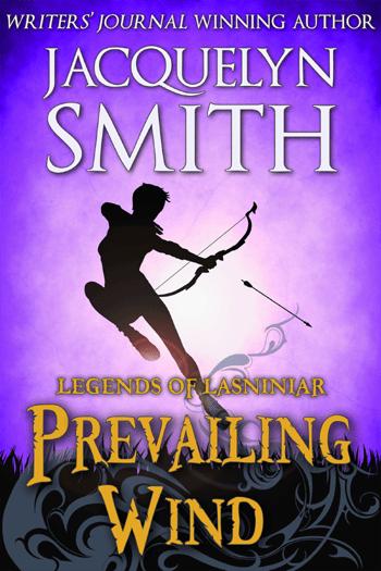 Legends of Lasniniar Prevailing Wind cover