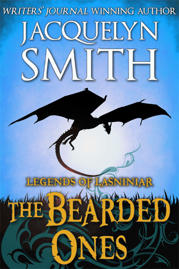 Legends of Lasniniar The Bearded Ones cover