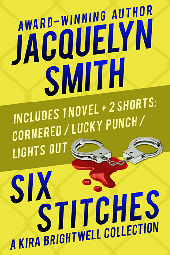 Six Stitches Kira Brightwell cover