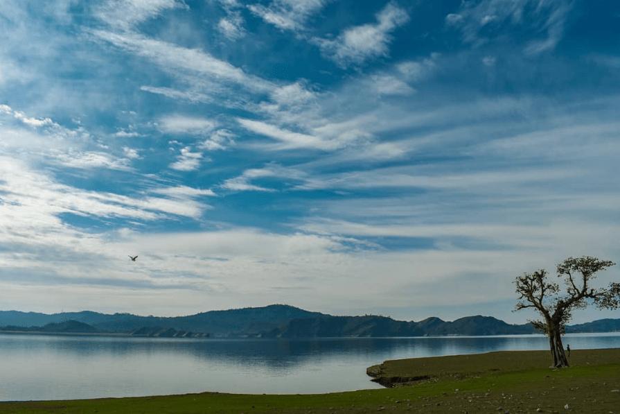 purthu beach, ranjeet sagar lake, jammu