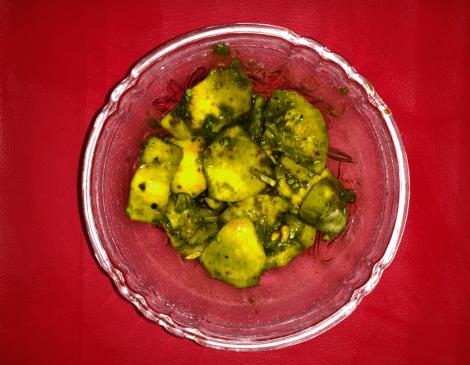 kimb fruit chaat in jammu