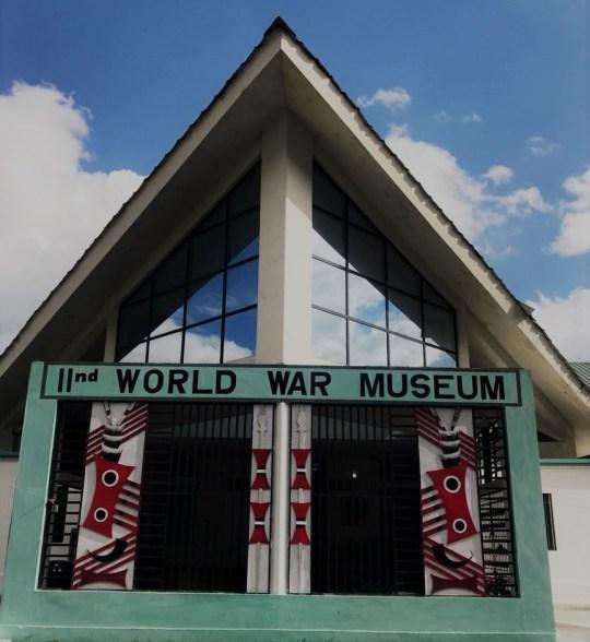 world war 2 museum kisama kohima nagaland hornbill festival
