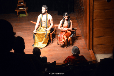 play at akshara theater new delhi