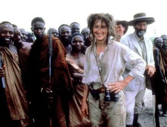 out of africa travel movie