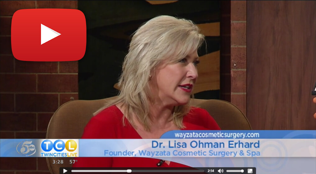 Dr. Lisa featured on Twin Cities Live – November Video