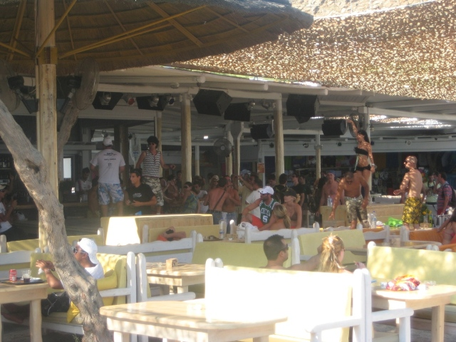 Praia de Paradise (Tropicana Club)
