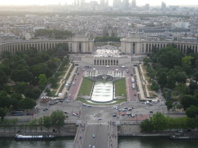 Vista Torre Eiffel