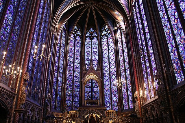 Igreja Saint Chapelle (foto: www.visitingdc.com)