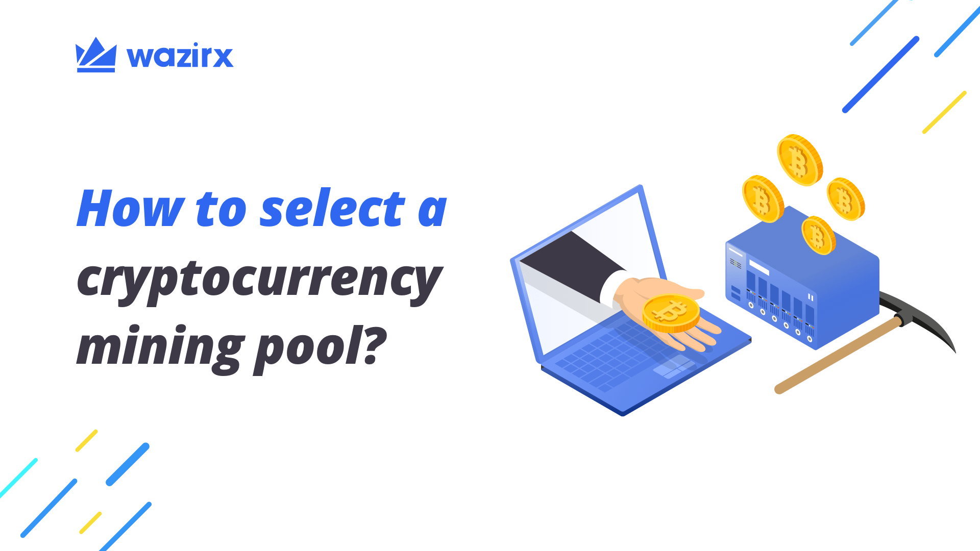 How to Select a Cryptocurrency Mining Pool?