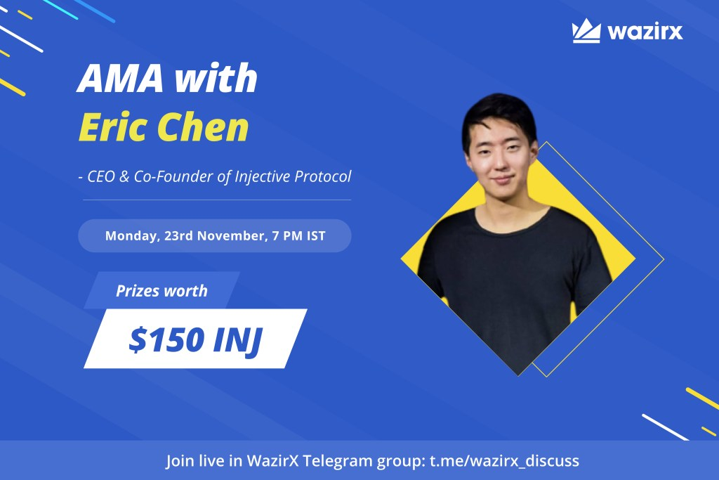 AMA with Eric Chen