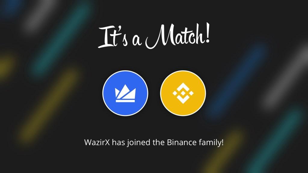 WazirX has joined the Binance family