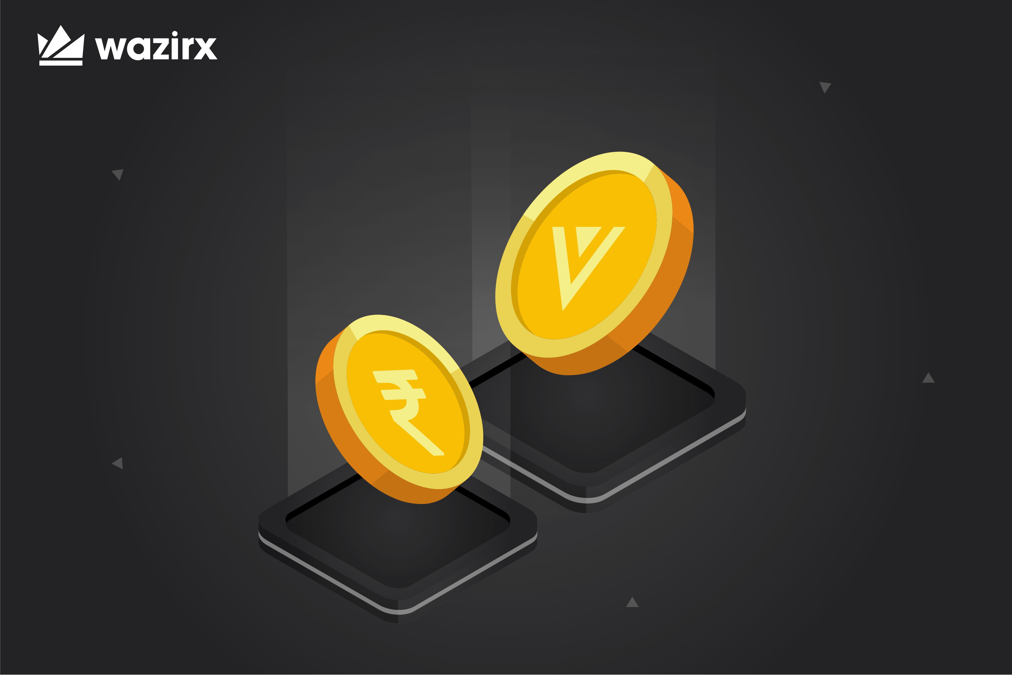 XVG/INR trading is live on WazirX