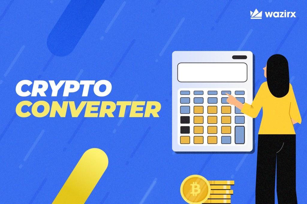 Bitcoin and Crypto Converter