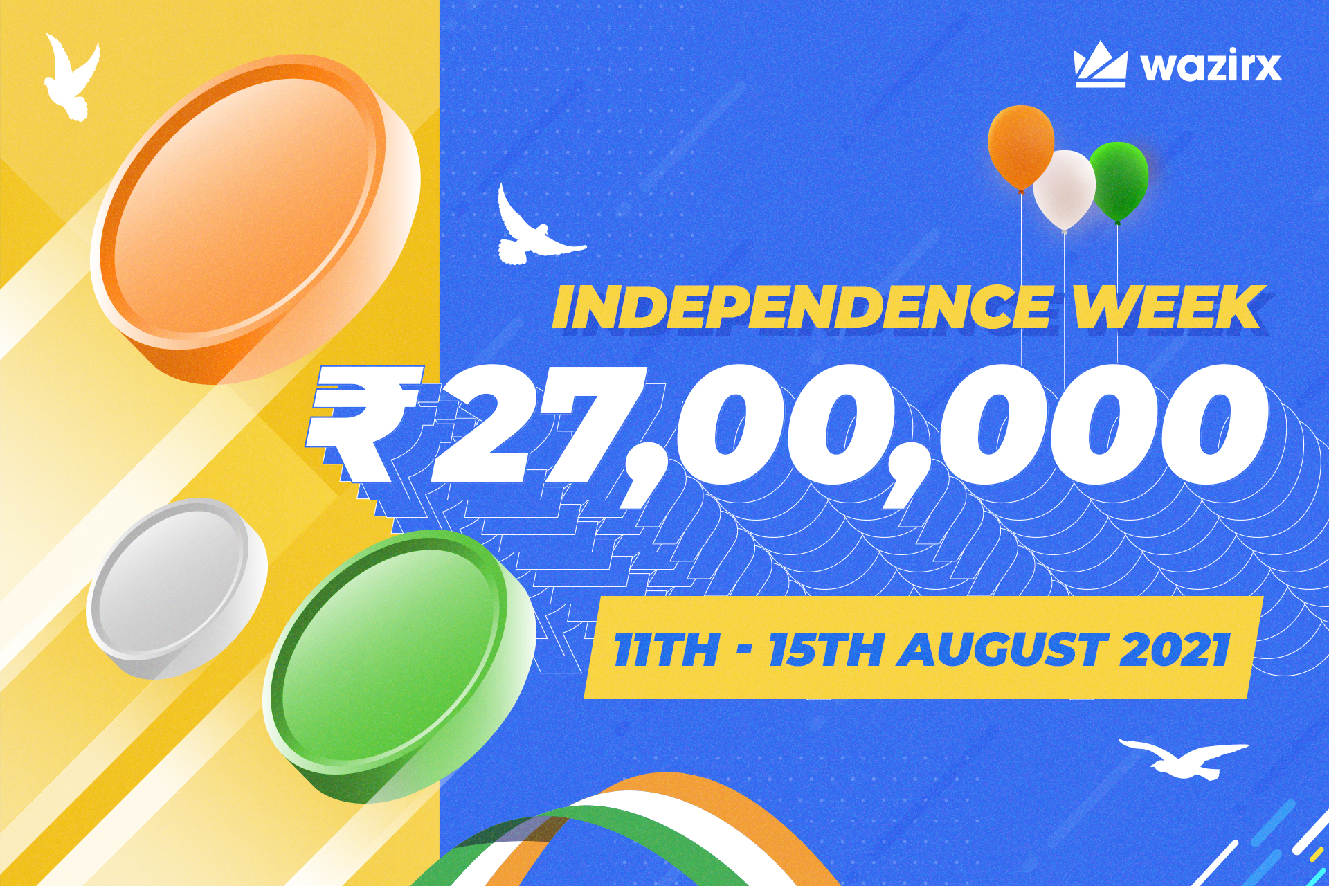 Independence Week Contest